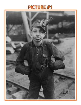 Activity: Photo Analysis of the Gilded Age / Progressive Era
