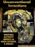 "Writing Activity - ""Unconventional Inventions"""