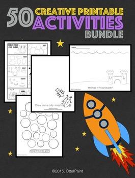 Activity Sheet Bundle.