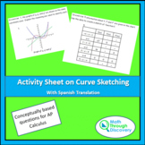 Activity Sheet on Curve Sketching