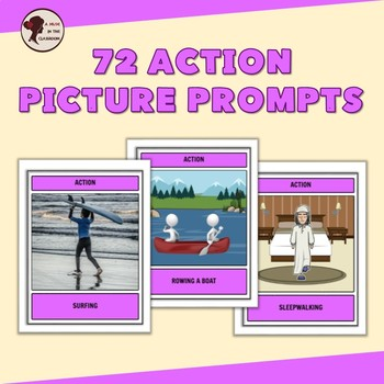 Activity Task Cards for Drama and Role Plays