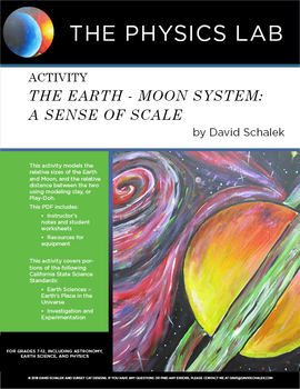 Activity: The Earth - Moon System