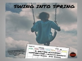 Writing: Swing into Spring