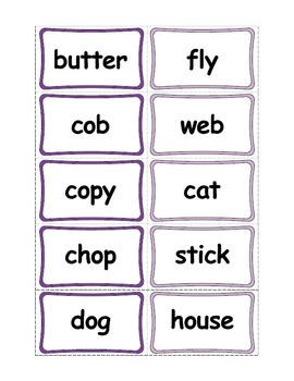 Activity Tins - Compound Words - A Game for Grades 2, 3, 4, 5, 6