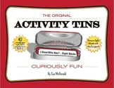 Activity Tins - I Have, Who Has? - Sight Words - A Game for Grades 2, 3, 4, 5, 6