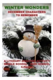 December Character Comprehension Project: Winter Wonders