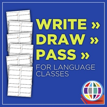 Activity: Write, Draw, Pass