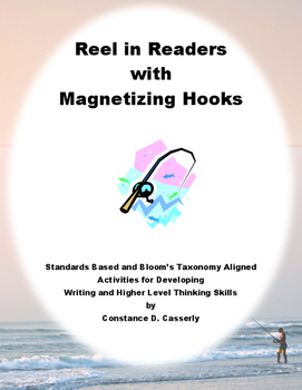 Writing (All Types) Activity: Reel in Readers With Magnetizing Hooks