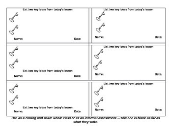 Activity and Class Management forms