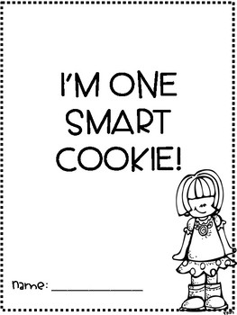 Character Education - Activity book for One Smart Cookie