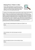 Activity for Improving Prose Analysis (AP Literature - Nec