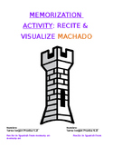 Activity for Sp2-Sp5 - Antonio Machado: Memorized Poem's Dramatic Readings