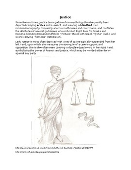 Activity on the Idea of Justice