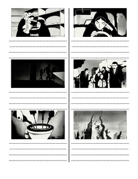Activity/questions for the film: PERSEPOLIS