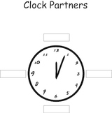 Activity:Creating a Clock Graphic Organizer