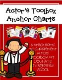 Actor's Toolbox Anchor Charts