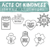 Acts of Kindness Challenge - Full Year Bundle