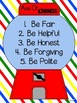 Acts of Kindness Classroom Incentive Charts and Writing Worksheets
