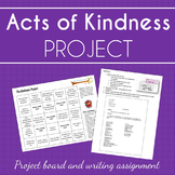 Acts of Kindness Project