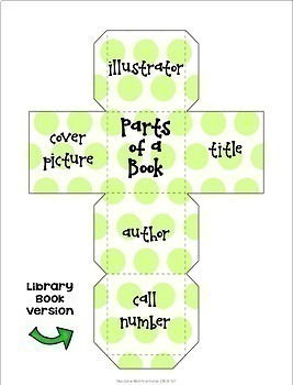 Library Skills: Activities & Centers BUNDLE #1 for the Library Media Center