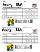 Acuity Instructional Resource Score Sheet