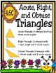 Acute, Right, and Obtuse Triangles (TEKS 4.6C) STAAR Practice