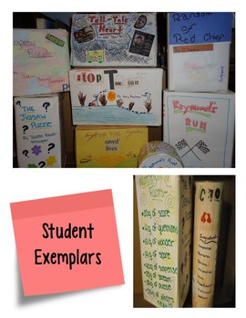 Book Activities for Any Book: Cereal Box Summaries (Grades 5, 6, 7, 8)