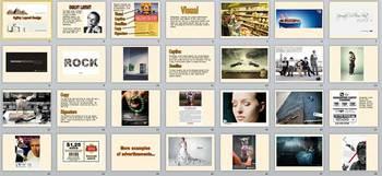 Media Literacy: Ad Design Theory - The Oglivy Layout