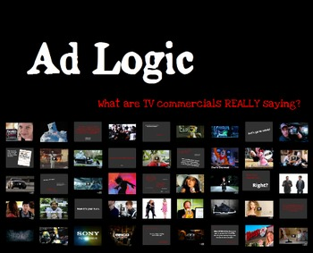 Ad Logic: Analyzing TV Commercials - PREZI Lesson Plan