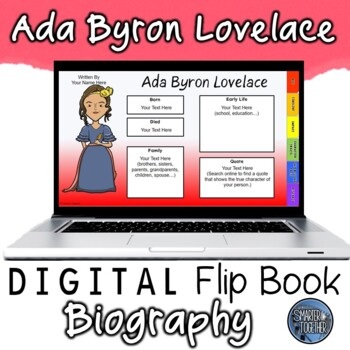 Ada Byron Lovelace Digital Biography Template
