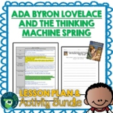 Ada Byron Lovelace and the Thinking Machine Lesson Plan and Activities