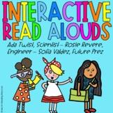 Ada Twist Rosie Revere Sofia Valdez Interactive Read Aloud Bundle