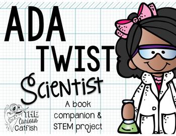 Ada Twist Scientist: Book Companion & STEM Challenge