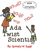 Ada Twist, Scientist (Book Companion with story and nonfiction  QR codes)