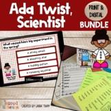 Ada Twist, Scientist | Digital and Printable BUNDLE