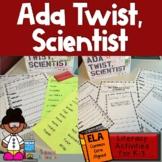 Ada Twist, Scientist Activities