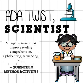 Ada Twist Scientist Literacy Companion