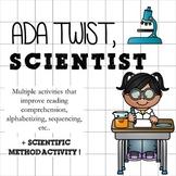 Ada Twist Scientist Literacy Companion