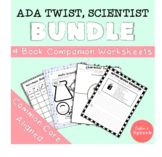 Ada Twist, Scientist Worksheet Bundle