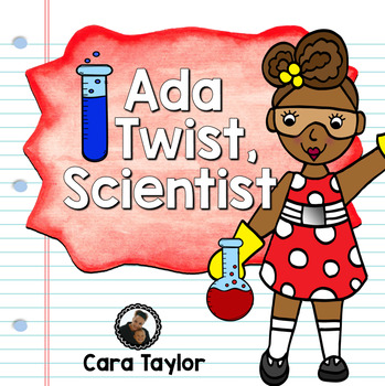 Ada Twist, Scientist by Andrea Beaty