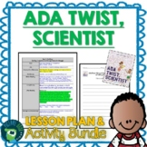 Ada Twist Scientist by Andrea Beaty Lesson Plan and Activities