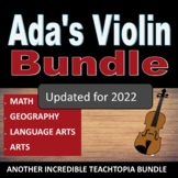Ada's Violin   A great unit bundle about the Recycled Orchestra of Paraguay.