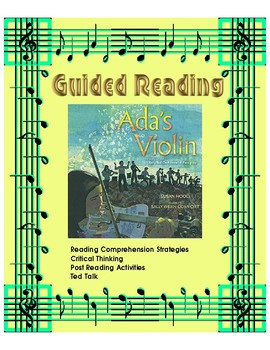Ada's Violin - Guided Reading