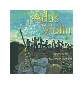 Ada's Violin Trivia Questions