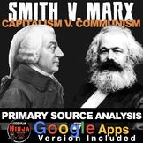 Adam Smith vs Karl Marx Primary Source Activity(Industrial Revolution)