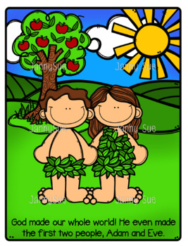 Adam and Eve Craft