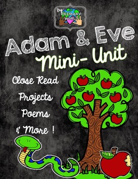 Adam and Eve Mini Unit