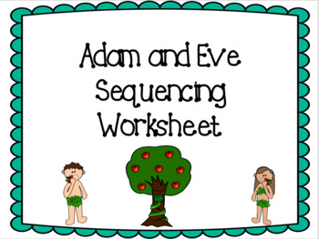 Adam and Eve Sequencing