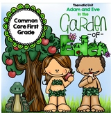 Adam and Eve Thematic Unit