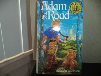 Adam of the Road ISBN 0-590-33983-4